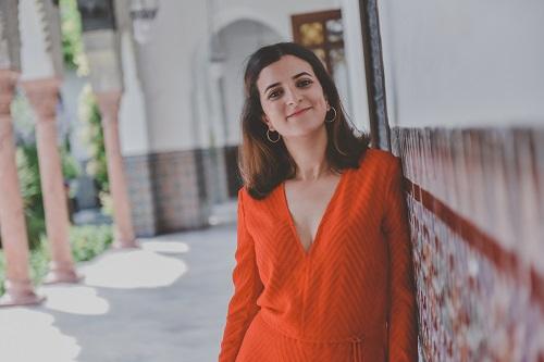Nyssaé l'huile d'argan d'excellence représentée par une femme marocaine