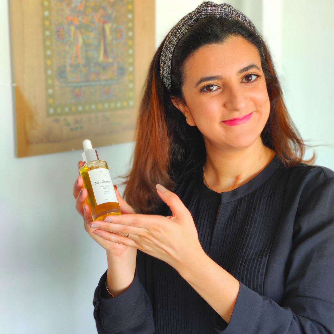 huile d'argan Nyssaé véritable