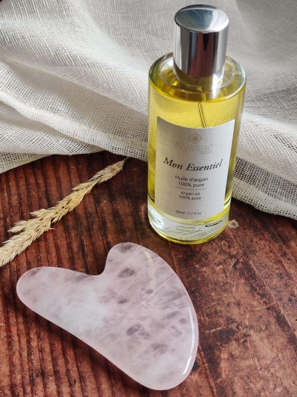 Nyssaé-skincare huile d'argan pure et bio