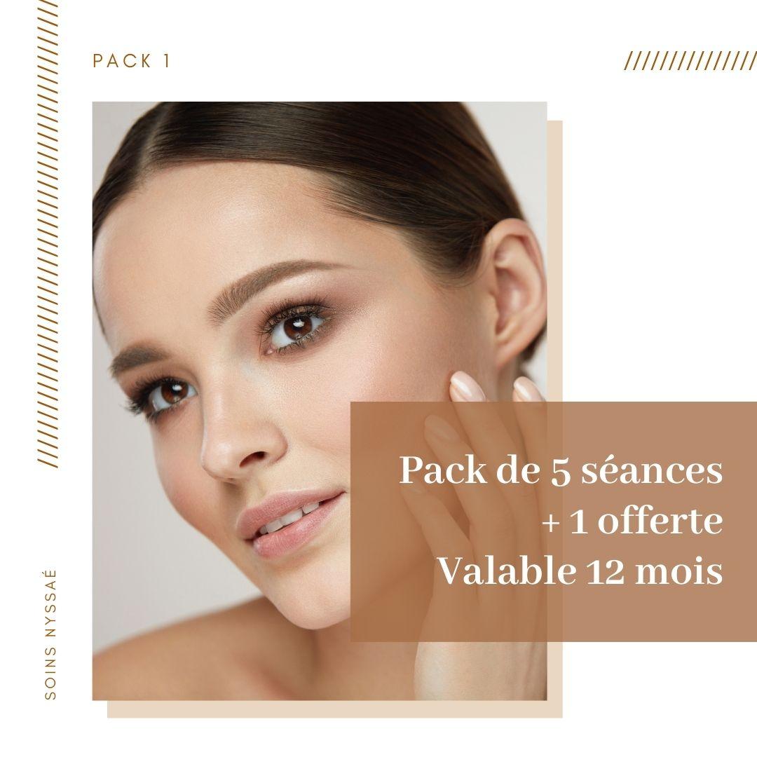 Soins nyssaé skincare massage visage